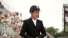 Irish rider Kevin Babington and Shorapur won the