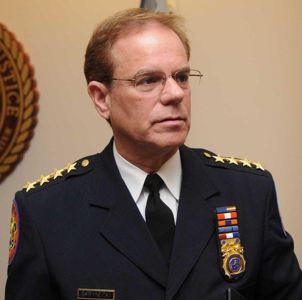 Steven Skrynecki of the Nassau County police department