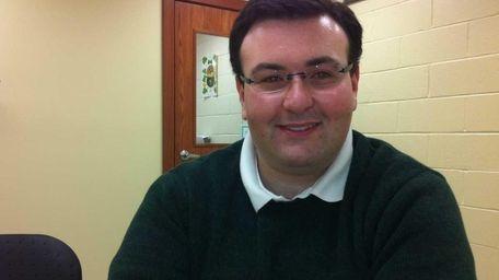 Steve Dalton, 24, is an active member of