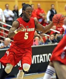 West Orange - March 13, 2012: Stony Brook's