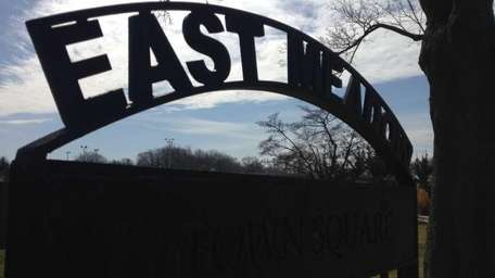 East Meadow is named for its location, according