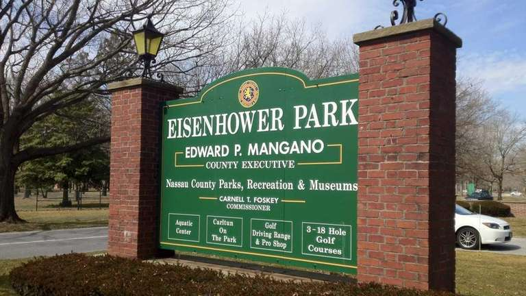 Eisenhower Park in East Meadow.