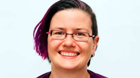 Carrie McLaughlin, a senior software engineer at the