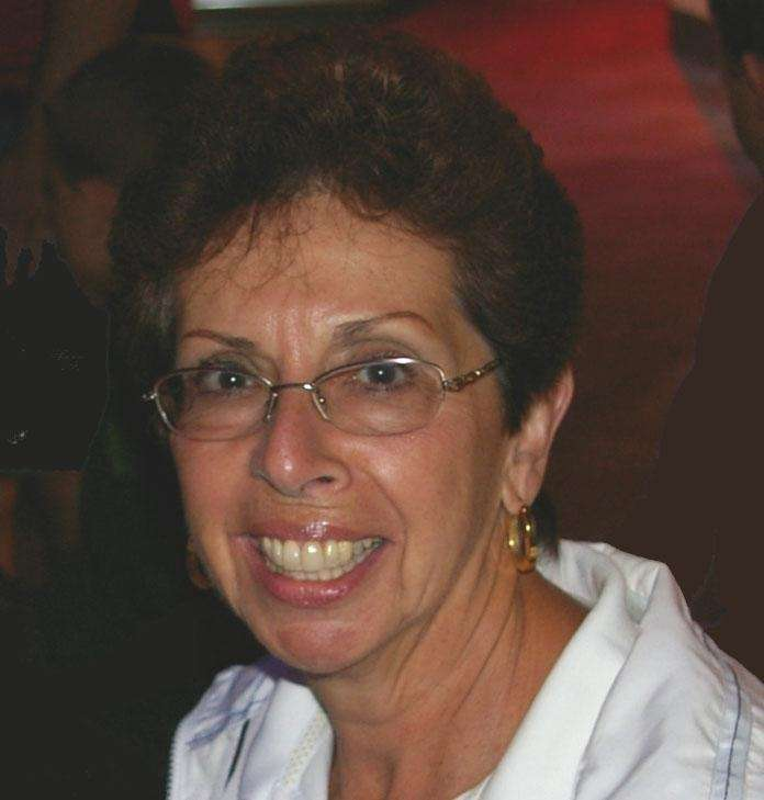 Louise Cassano, 68, is a charter member and
