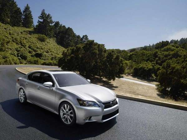Prices for the 2013 Lexus GS 350 start