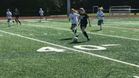 Shoreham-Wading River defeated host Kings Park, 1-0, in