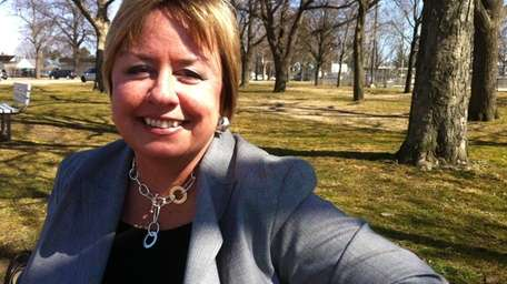 Kate Murray, Town of Hempstead Supervisor, is a