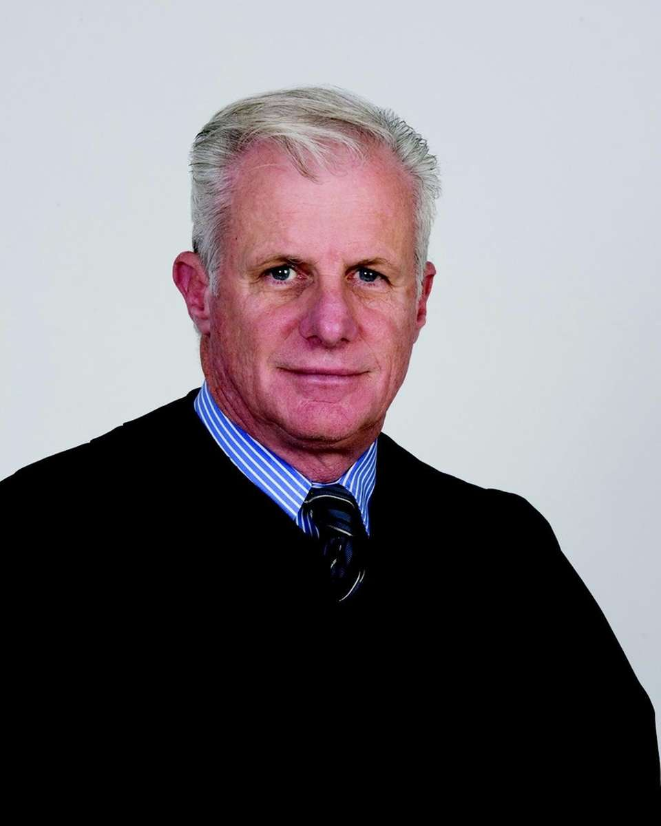 Suffolk County District Court Judge John J. Toomey