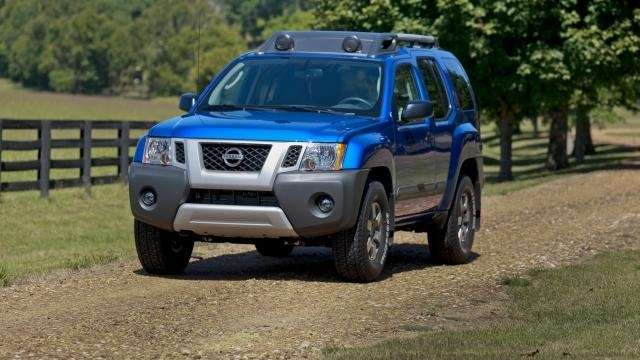 2012 Nissan Xterra Great For Adventures Impractical For Families