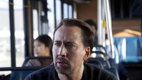 Nicolas Cage in Anchor Bay Films'