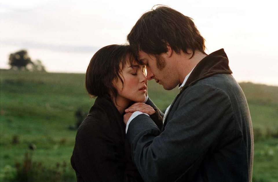 Keira Knightley and Matthew Macfadyen starred in the