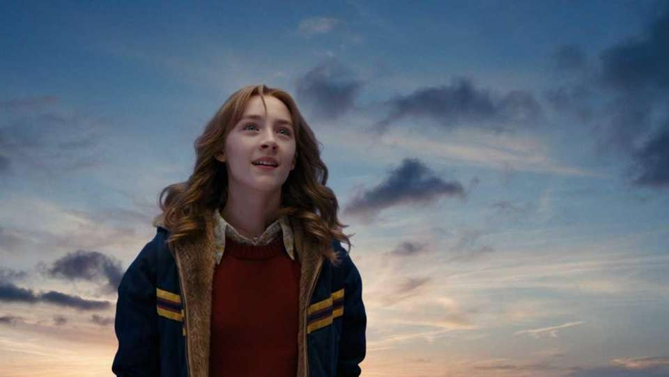 Academy Award nominee Saoirse Ronan stars as Susie