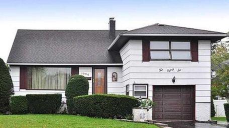 This house at 1086 Washington St. in Baldwin