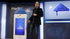 David Marcus, PayPal vice president and general manager