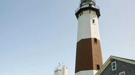 The Montauk Lighthouse in 2009.