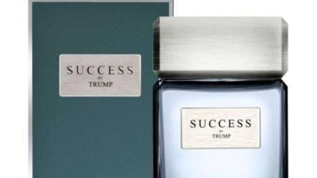 Donald Trumphas just launched a new fragrance.Macy's