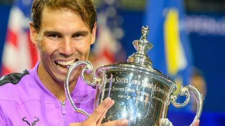Rafael Nadal Edges Daniil Medvedev At U S Open For 19th Major Newsday