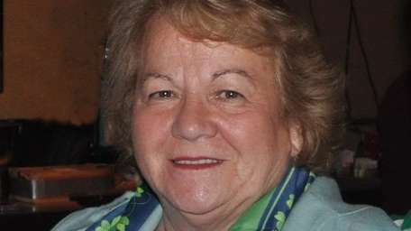 Kathleen Alcock, 73, has been selected as the