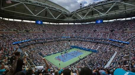 The U.S. Open women's singles championship in one