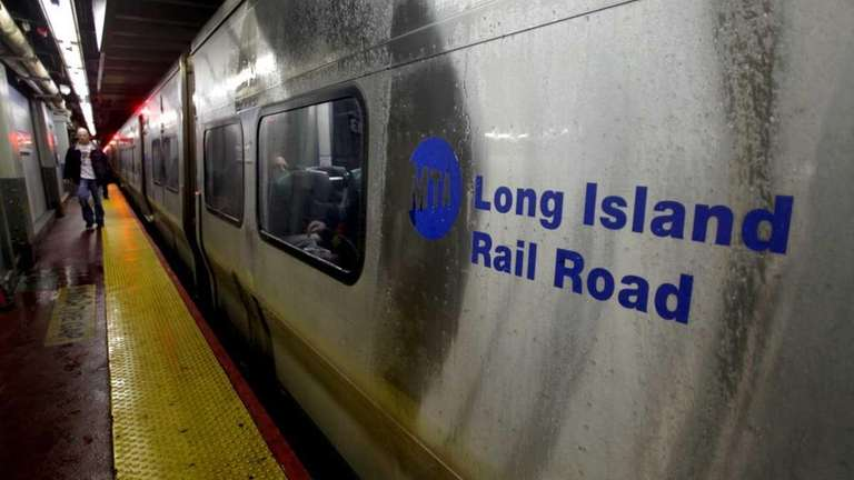 The Long Island Rail Road has reported increased