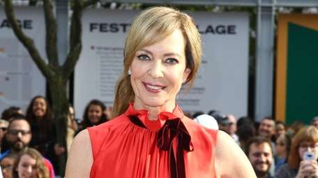 "Allison Janney attends the ""Bad Education"" premiere during"