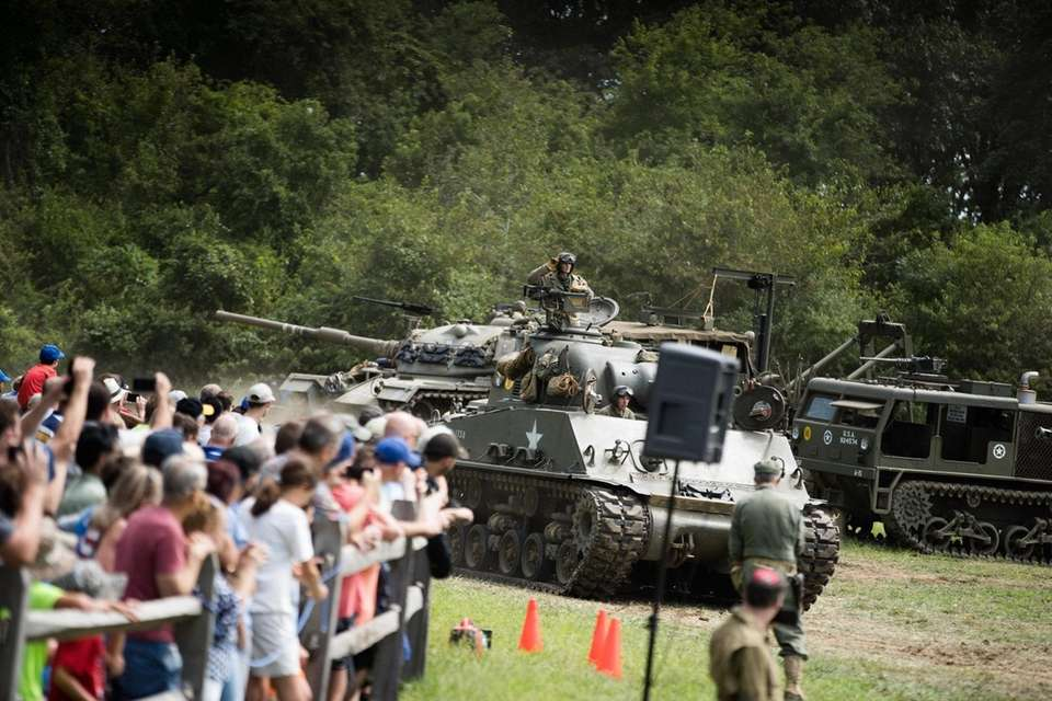 The Museum of American Armor at Old Bethpage