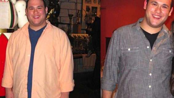 While Evan Grabelsky's ballooning weight was no secret,