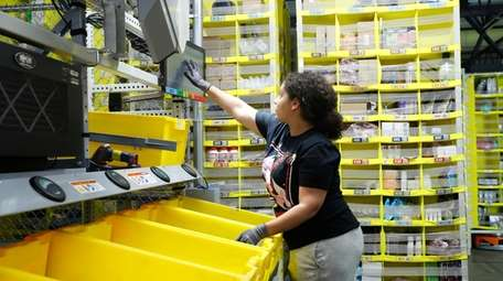 Amazon is looking for all kinds of workers,