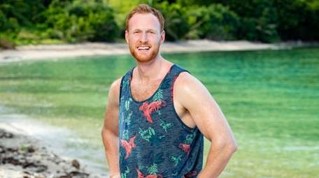 """Long Islander Tommy Sheehan will compete on """"Survivor:"""
