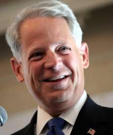 A file photo of Congressman Steve Israel at