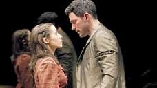 Cristin Milioti and Steve Kazee in quot;Once.quot; (Joan