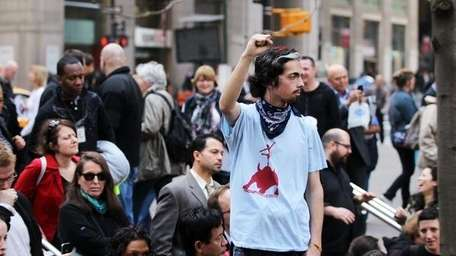 OWS protesters