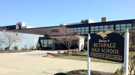 Bethpage High School is located at 10 Cherry