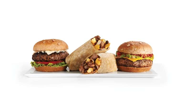 Energy Kitchen in Syosset offered low-calorie burgers, wraps