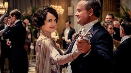 Elizabeth McGovern stars as Lady Grantham and Hugh