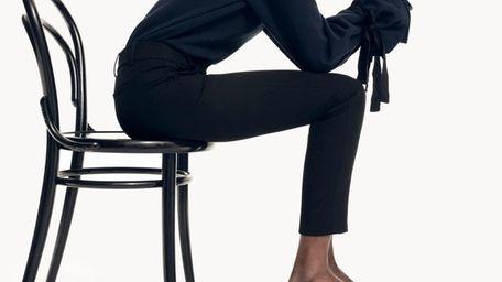 J. Crew's Cameron pants are a high-waisted slim