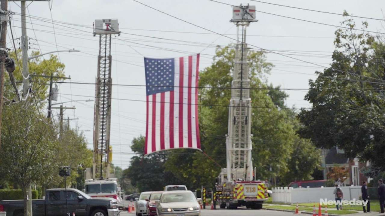 On Tuesday, a second memorial service was held