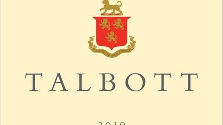 Talbott chardonnays definitely deserve your attention.