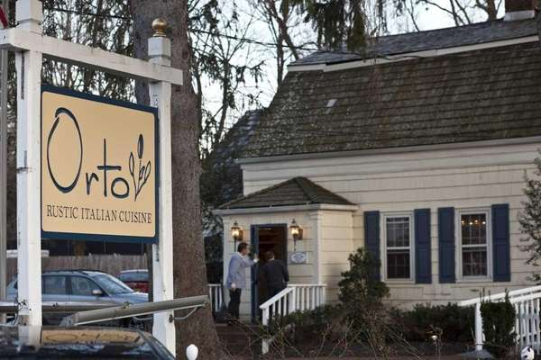 Orto, a newly opened rustic Italian restaurant in