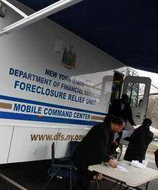 A Mobile Foreclosure Prevention Center of the state