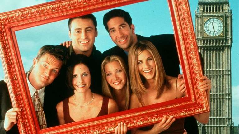 Friends 25 app is an anniversary gift for fans