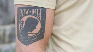 Service members with tattoos have been going to