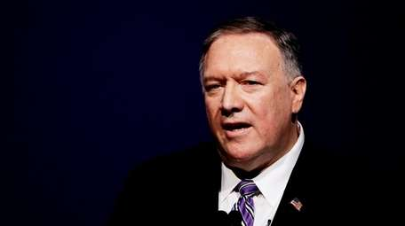 Secretary of State Mike Pompeo at Kansas State