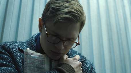 "Ansel Elgort in ""The Goldfinch."""
