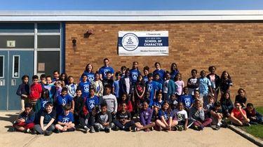 Meadow Elementary School in Baldwin is one of