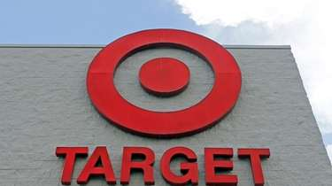 A Target store sign in Hialeah, Fla., as