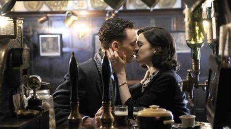 Tom Hiddleston and Rachel Weisz.