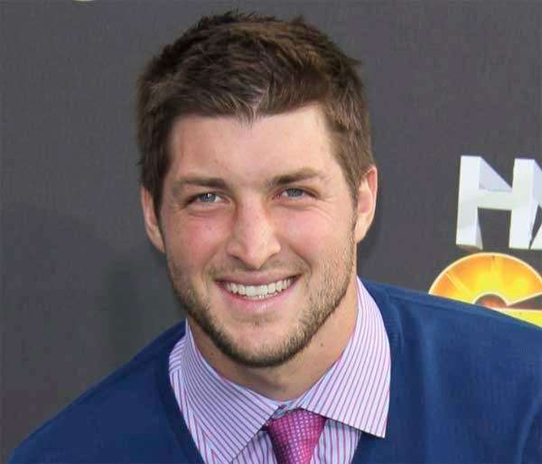 Tim Tebow was born Aug. 14, 1987 in