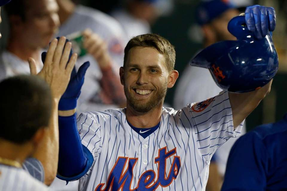 Jeff McNeil slashed .318/.385/.531 for the Mets last