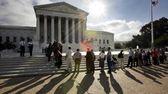 A file photo of the U.S. Supreme Court